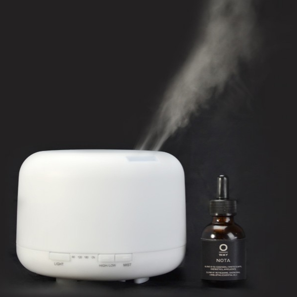2Aromatherapy - Nothing creates a more profound, impression than an experience with an essential cloud diffuser.