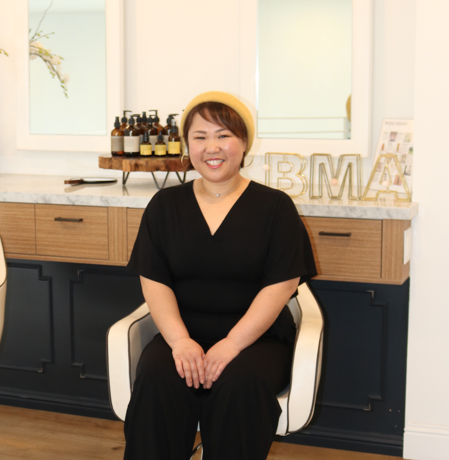 My goal is to keep your hair soft, shiny and healthy by allowing your inner beauty to shine through. - - Sayaka Lee, Owner