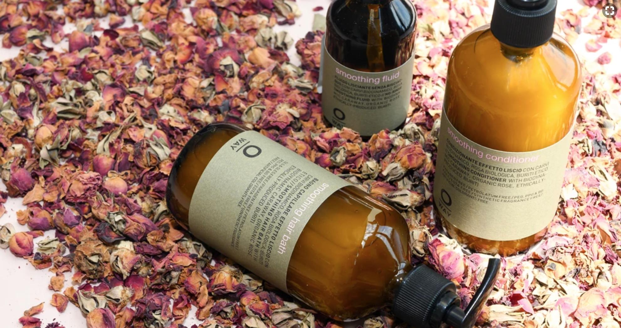 Blow Me Away Organic Salon Headspa