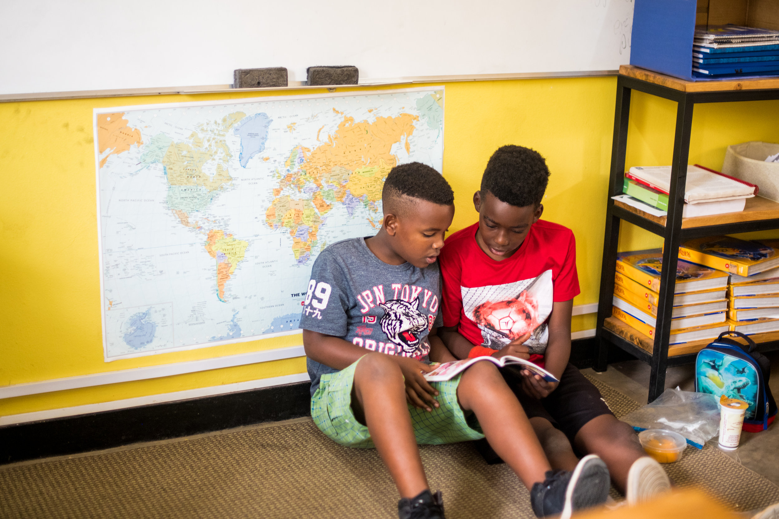 To bless... - Our goal is to serve. B2THEWORLD desires to give opportunities for growth that children and families might not even be able to dream about yet. Our institutions will build into children by giving them tools and a safe environment to grow physically, educationally and spiritually.