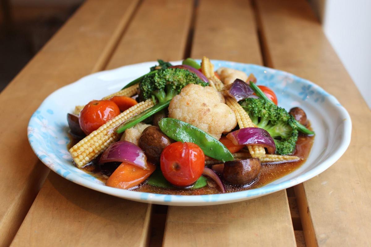 vegan, gluten free, indonesian food