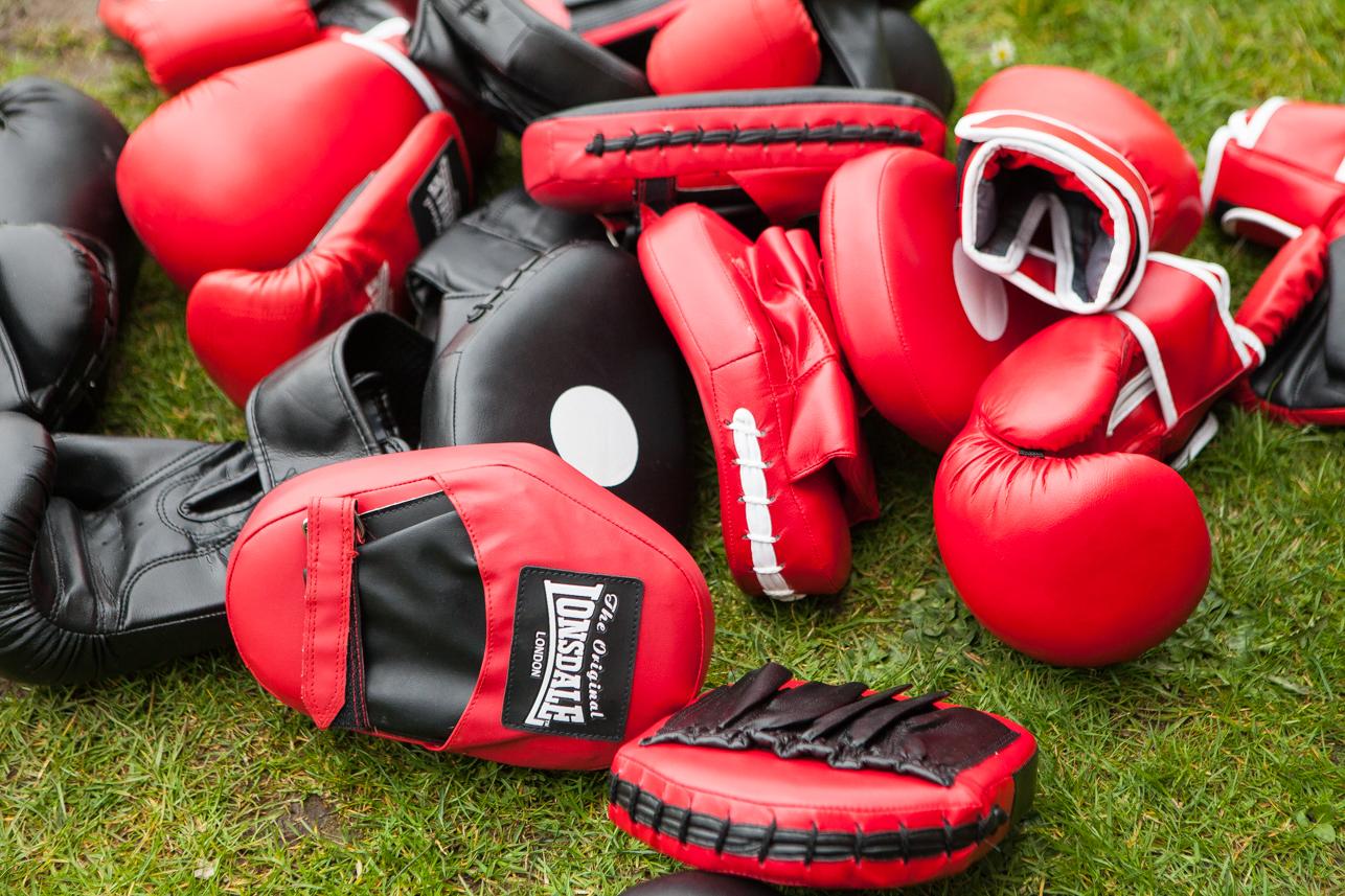 bootcamp boxing