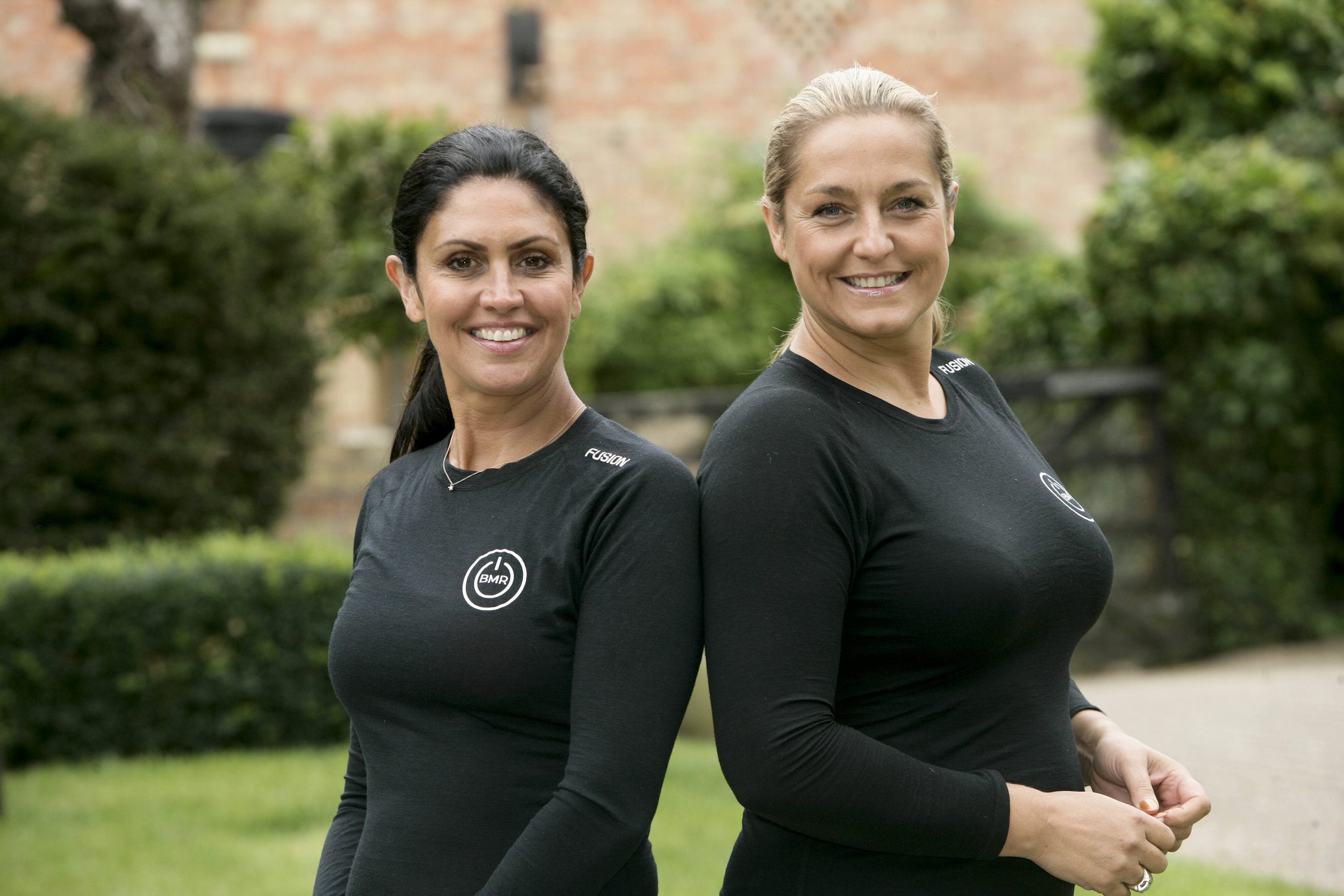 Sheila and Ann