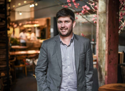 Mark Bright  Founder/ Wine Director