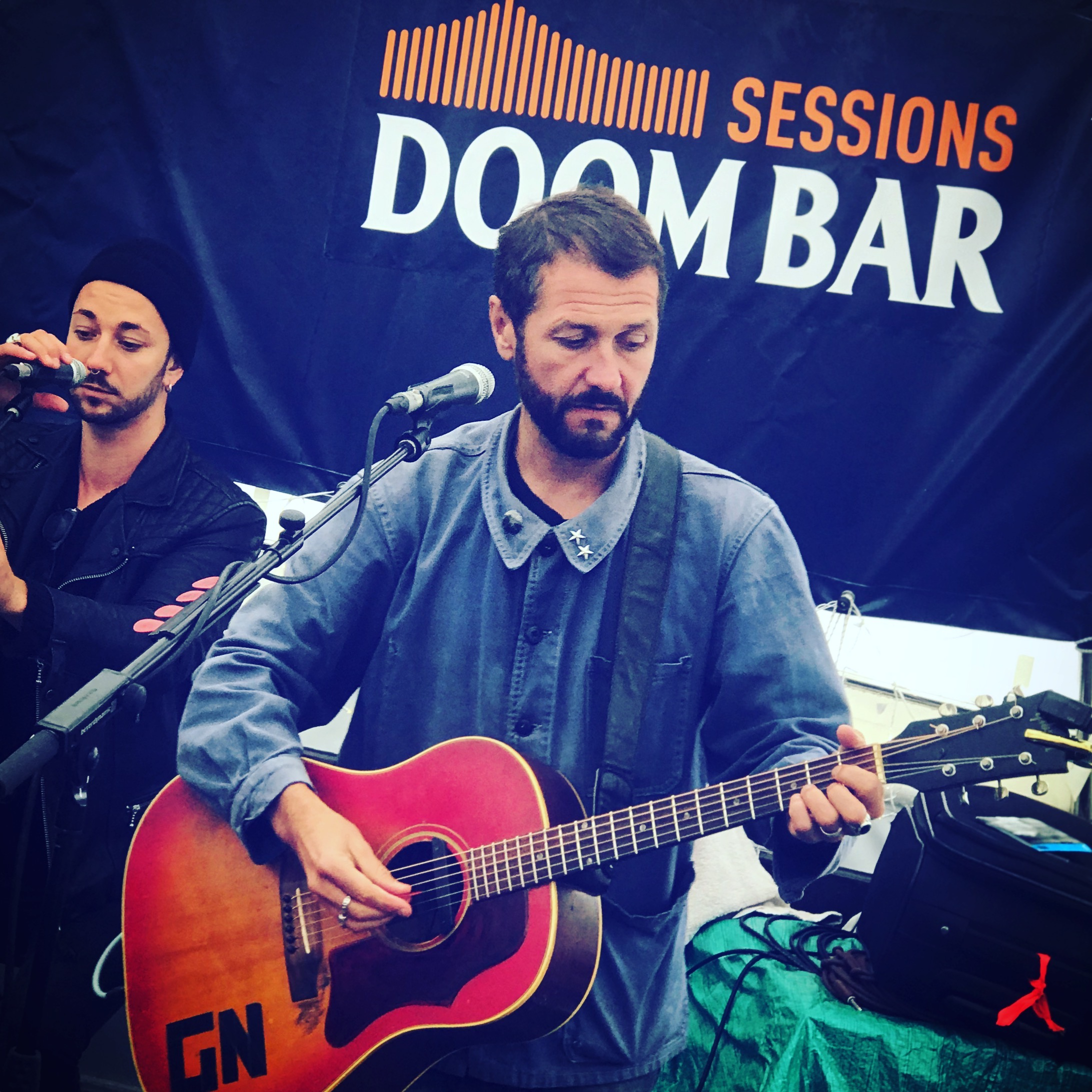 DoomBar Sessions live onboard!