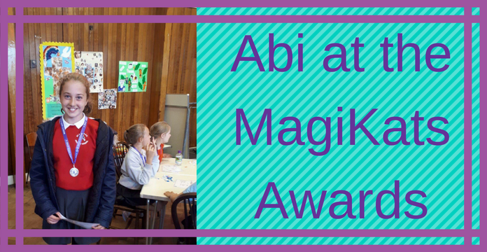 Abi at the MagiKats Awards.png