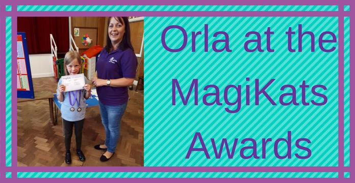 Orla at the MagiKats Awards.png