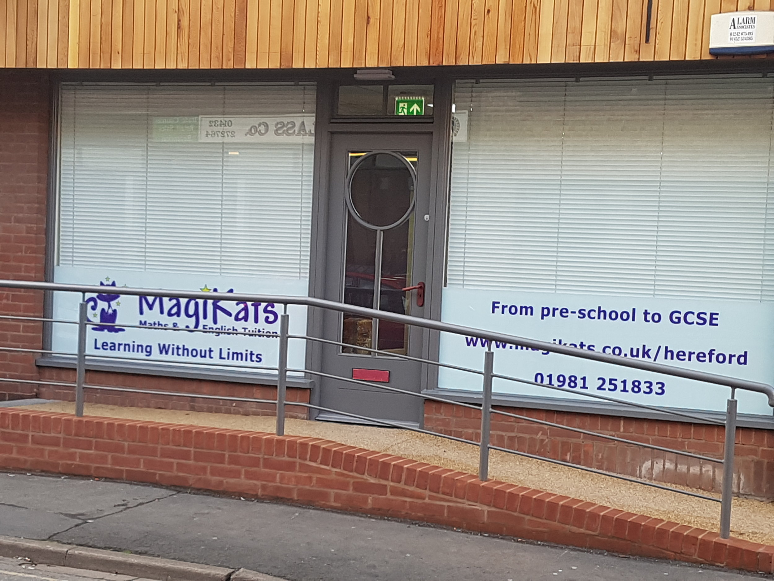 MagiKats Tuition Centre Hereford