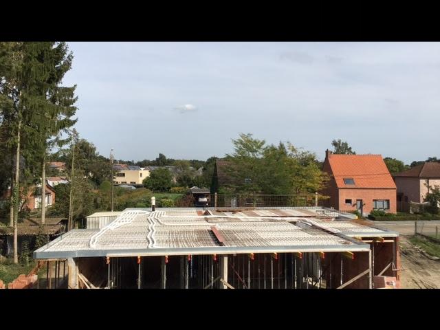 Ventilatie nieuwbouw Tongerlo