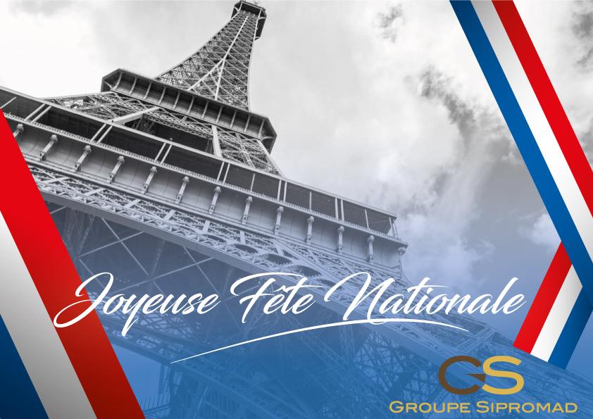 Joyeuse Fête nationale