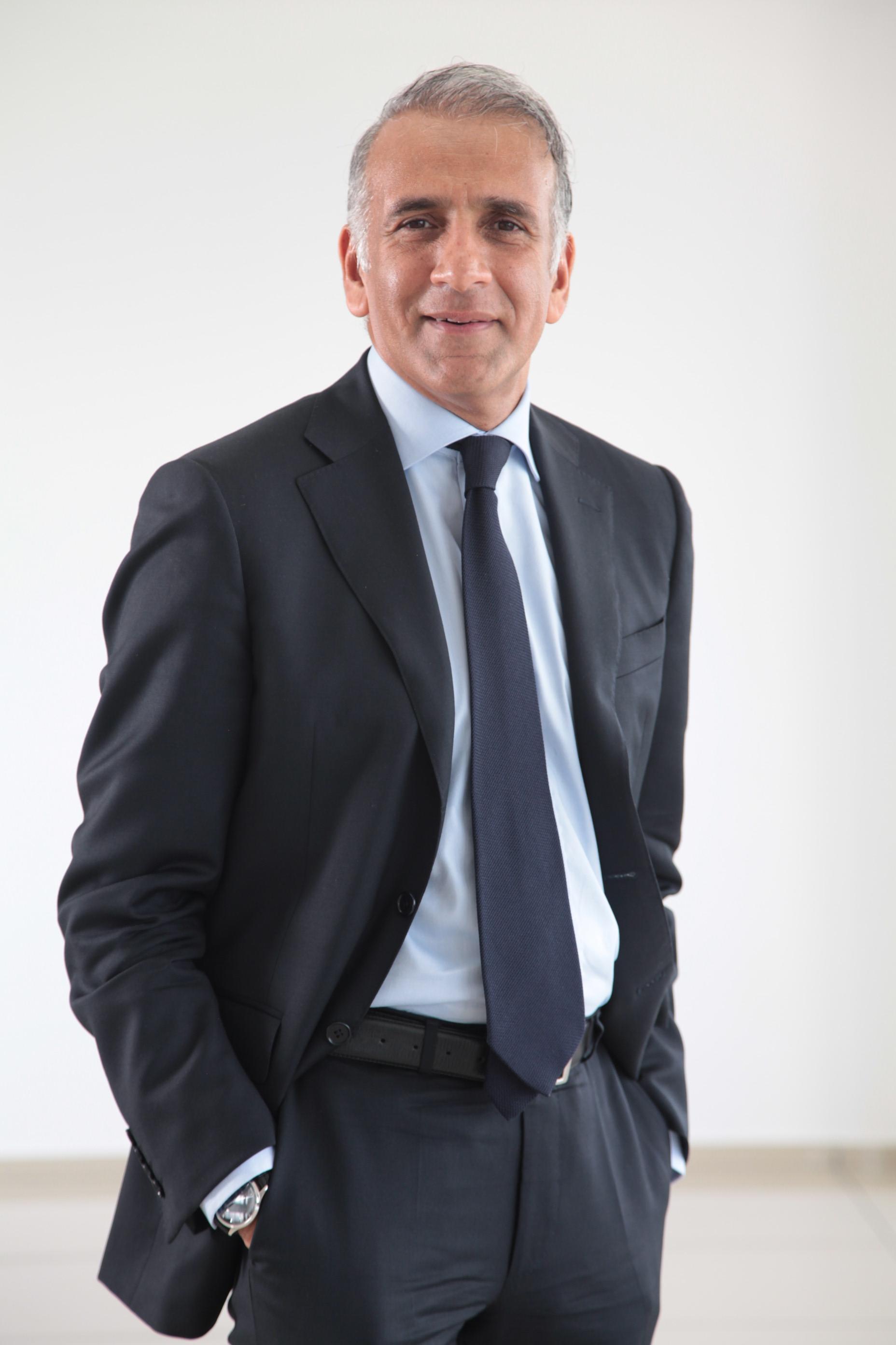 Ylias AKBARALY   PDG du Groupe Sipromad