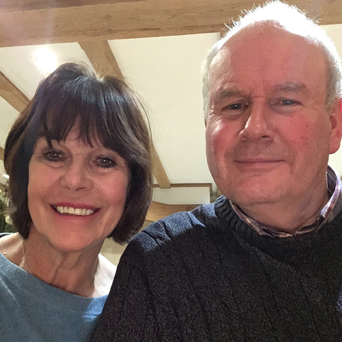 Hugh & Pam Jarvis - Pam & Hugh are the joint owners of Dassett Gold (aka Ricky). This is the first venture into eventing and they are looking forward to learning about the disciplines involved, which are very different from their other interests of flat and National Hunt racing.