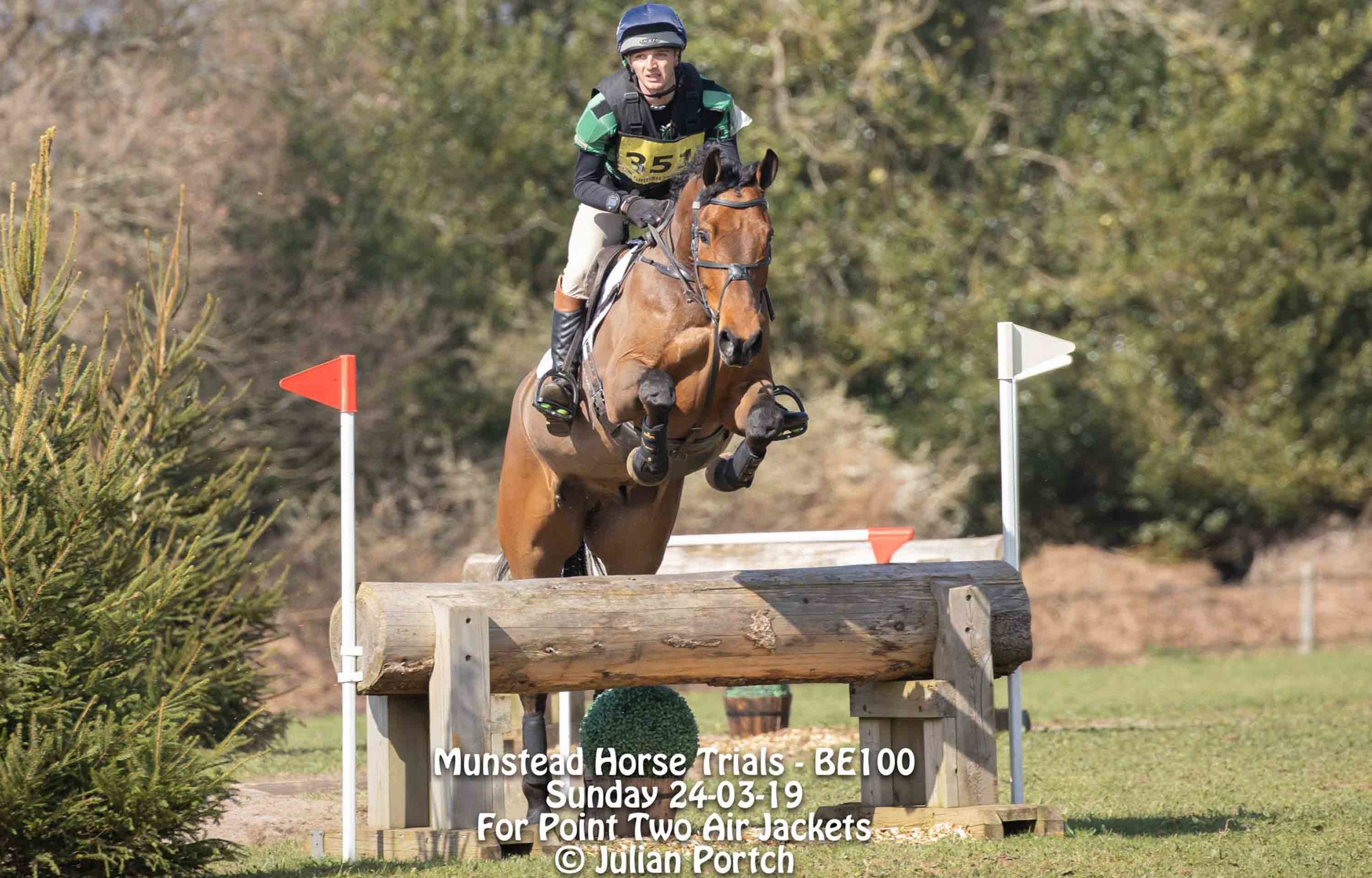 Dassett Endeavour - Owners: Pam & Hugh JarvisStable Name: RickieSex: GeldingFoaled: 2013Height: 17hhColour: BaySire: Ricardo ZDam: Clooneen Cavalier CountessBE Points at the end of 2018: 0