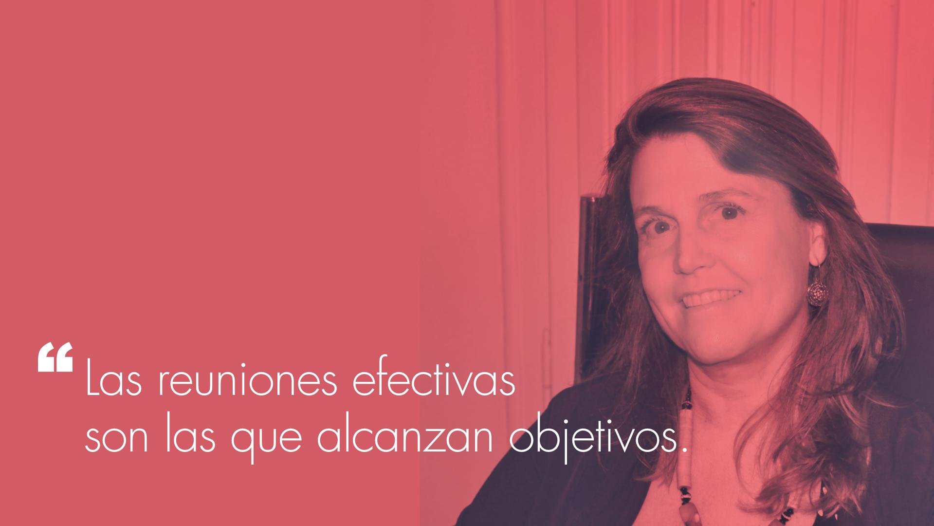 Eva Cantavella - Experta en Reuniones Efectivas