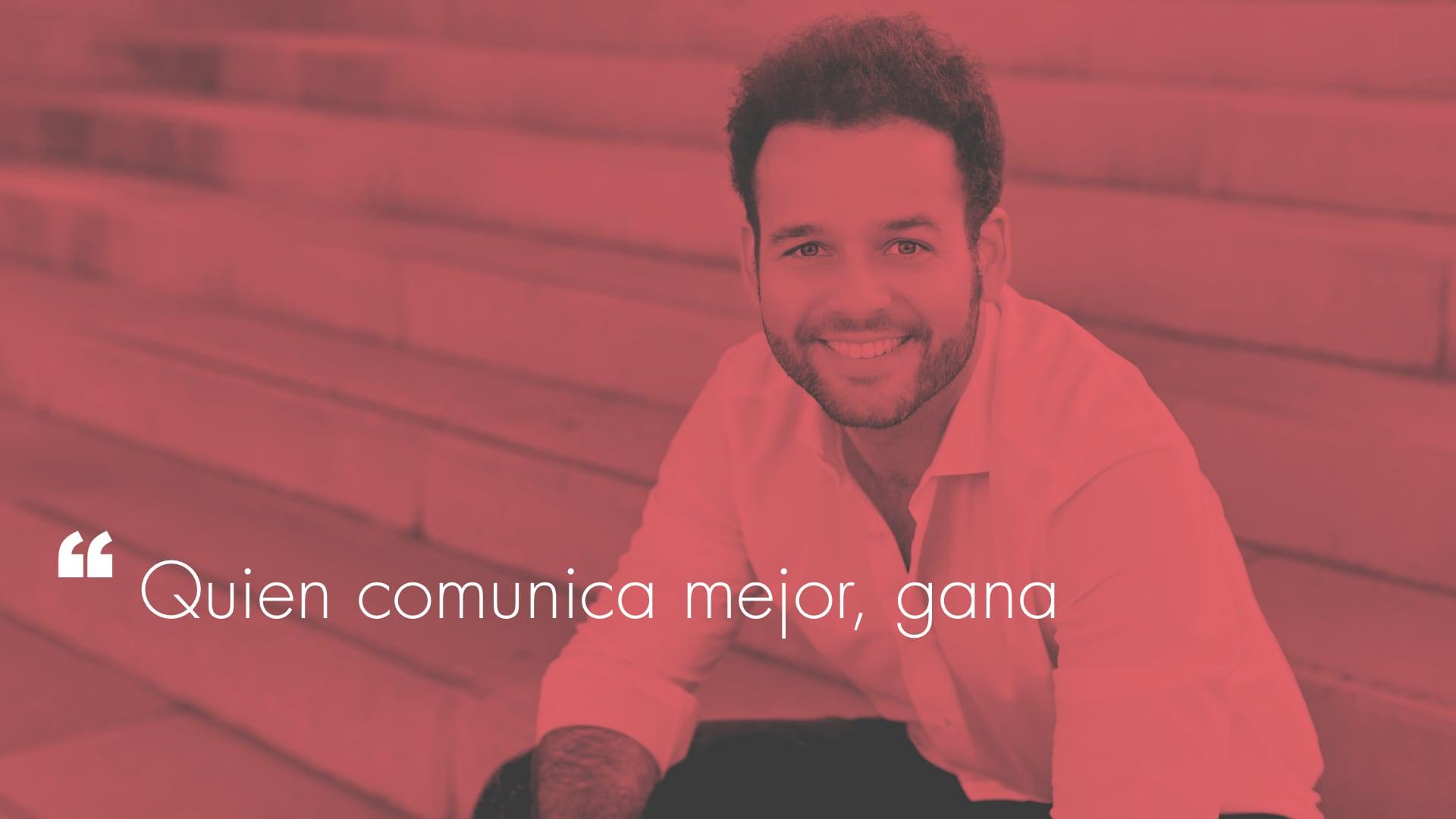 Sebastián Lora - Formador en habilidades de comunicación