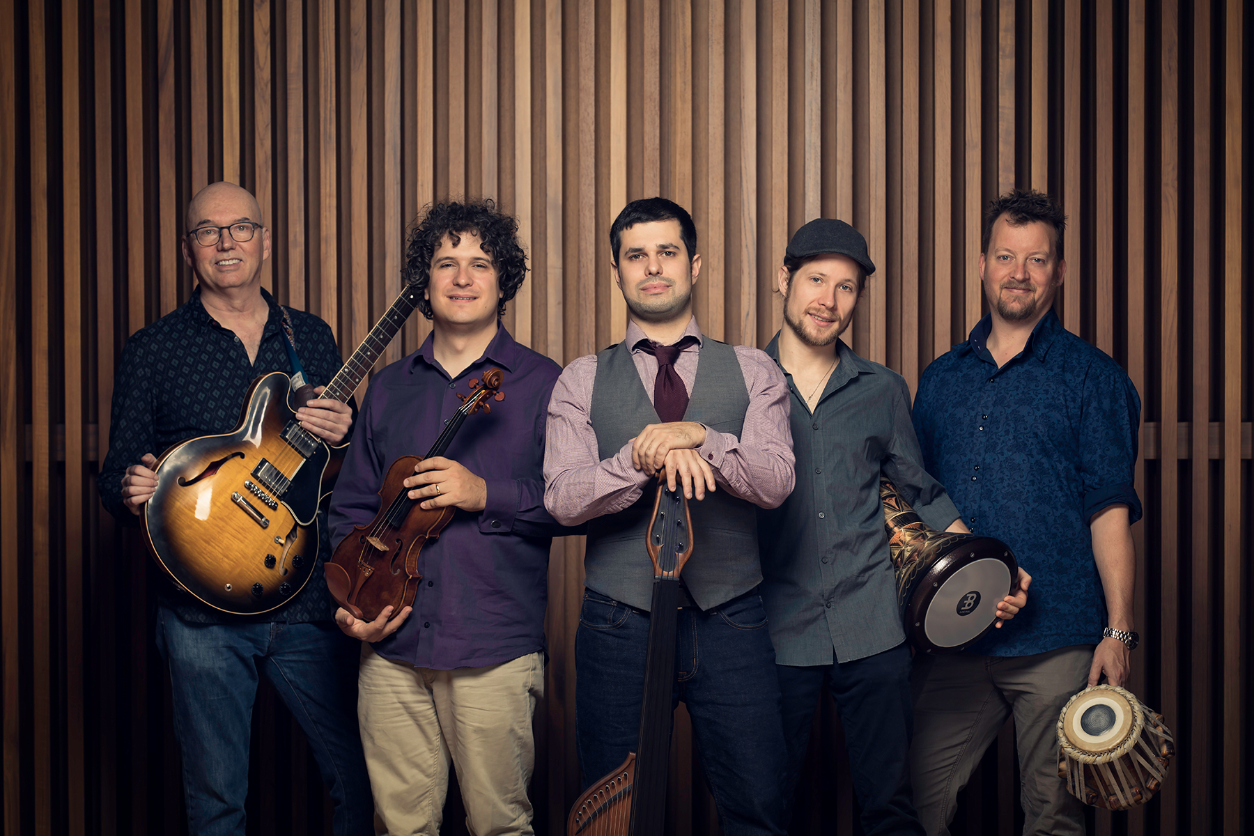 JUSTIN GRAY & SYNTHESIS (TOR)CONTEMPORARY WORLD MUSIC -