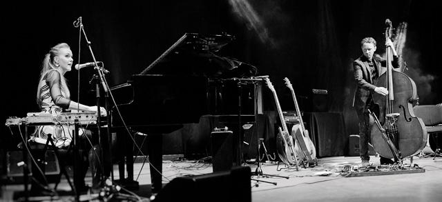 Kadri Voorand & Mihkel Mälgand at Tallinn Music Week