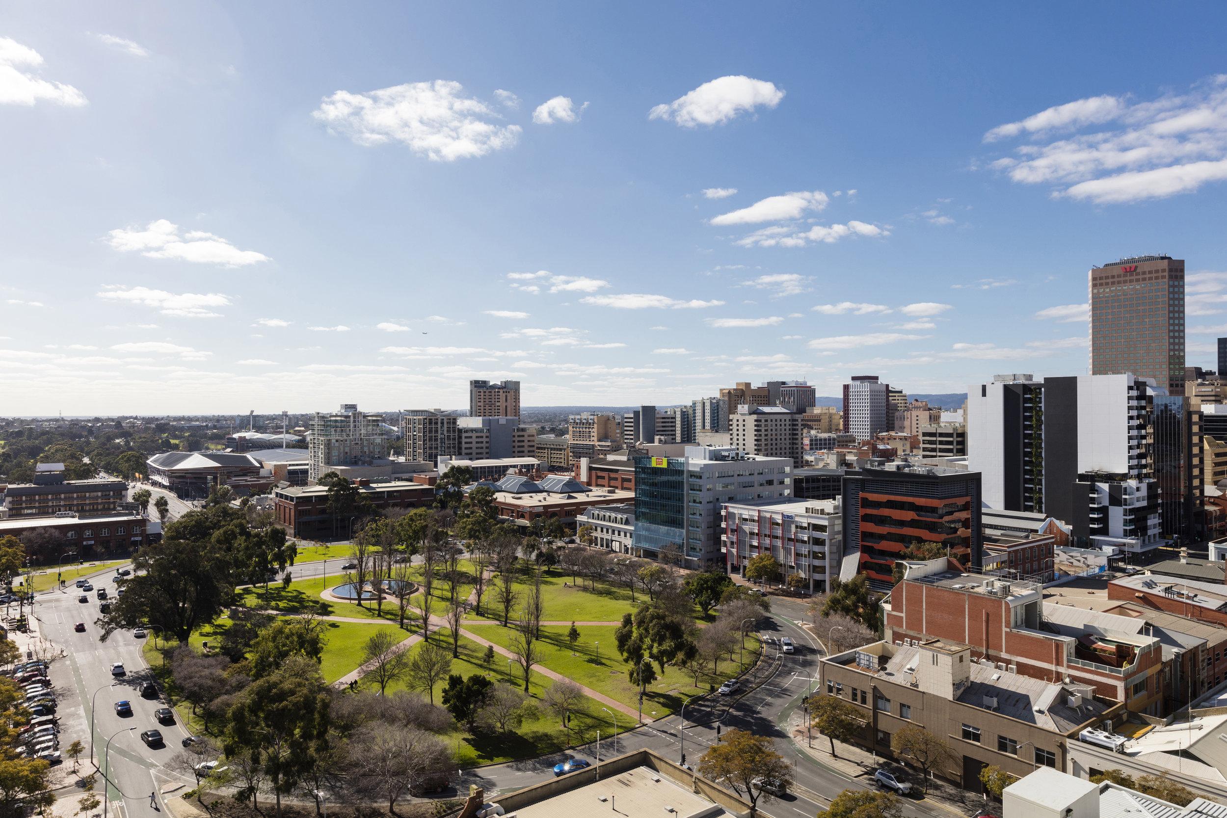 iSTAY PRESINCT - Adelaide