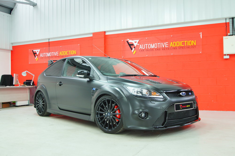2010 Ford Focus RS500 £47,995