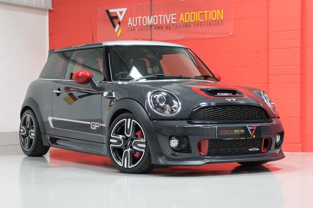 2012 Mini John Cooper Works GP2 <b>£21,500</b>