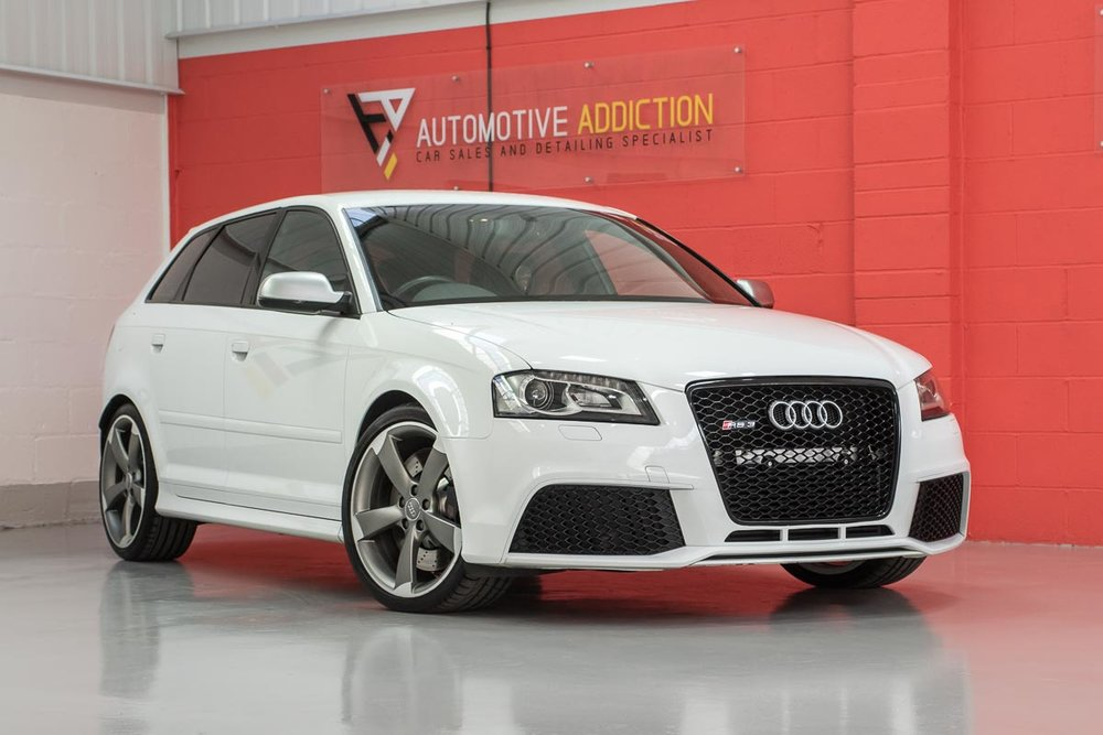 2011 Audi RS3 8P APR Stage 2 430BHP <b>£23,995</b>
