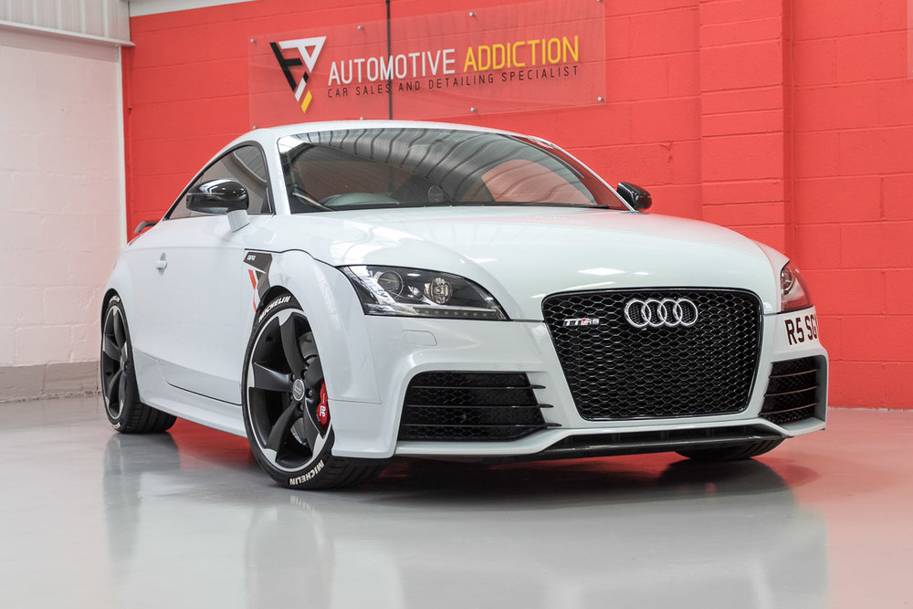 2013 Audi TT-RS Plus APR Stage 2+ <b>£31,995</b>