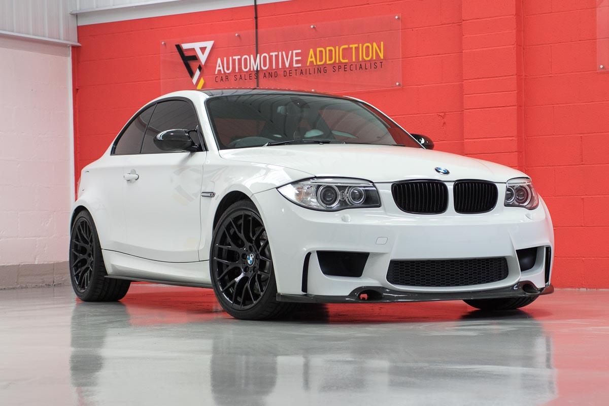 2011 BMW 1M Coupe <b>£41,995</b>