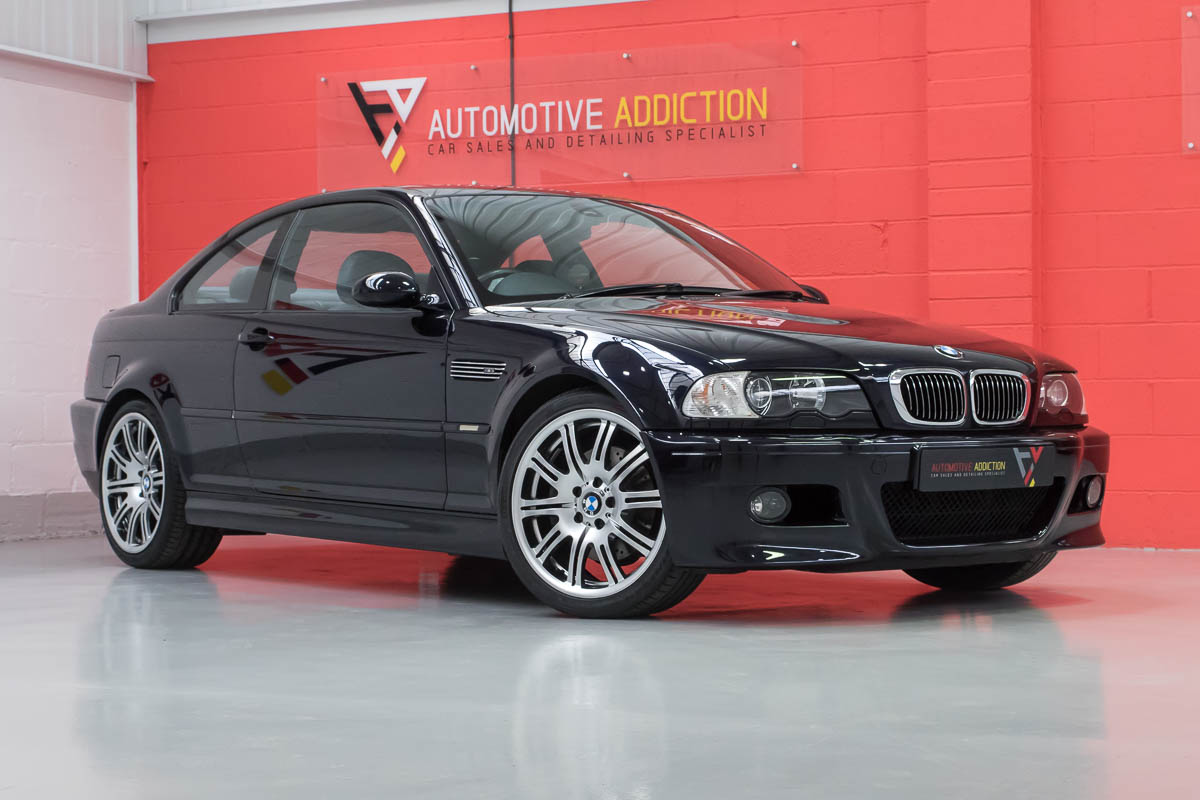 2002 BMW M3 Coupe Manual <b>£17,995</b>
