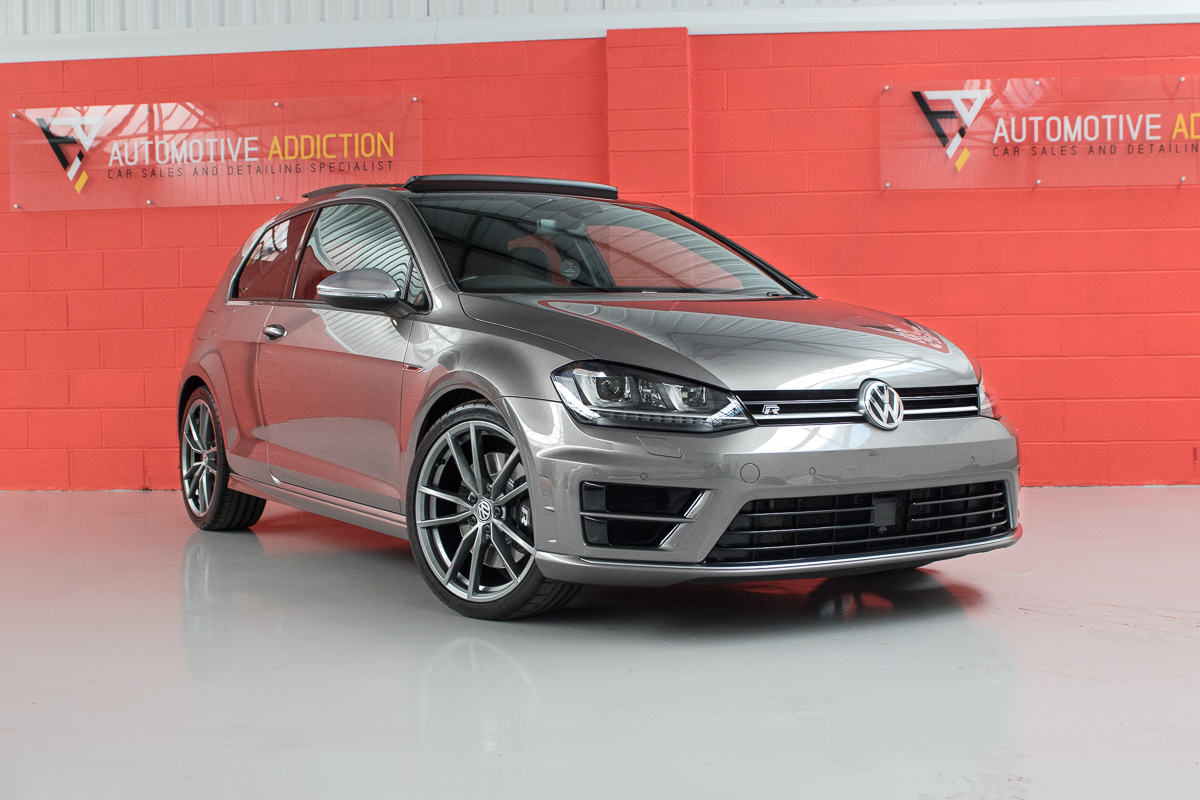 Volkswagen Golf 7R £22,750