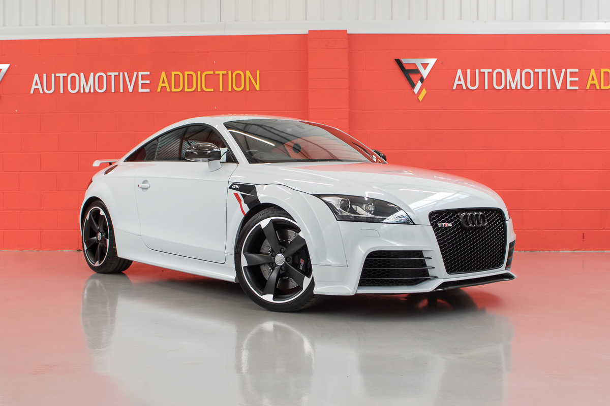 2011 Audi TT-RS APR Stage 2+ £24,995