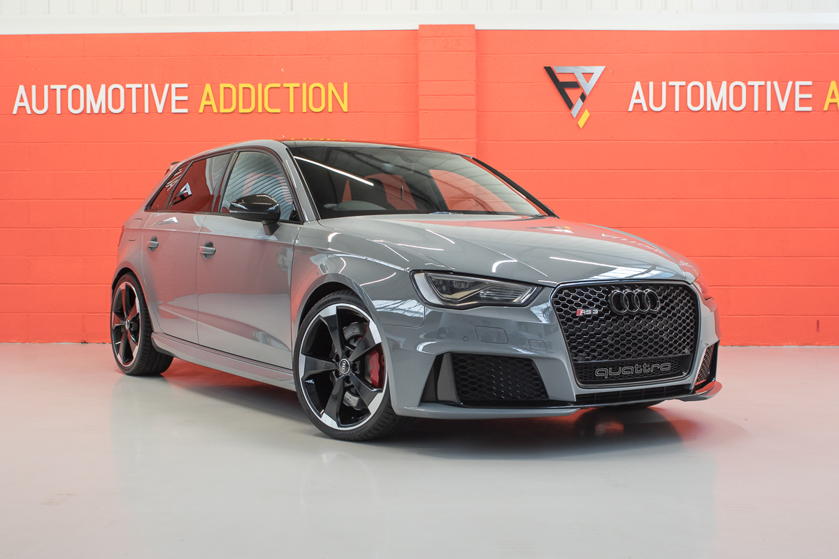 2016 Audi RS3 8V MRC Stage 2+ £42,995