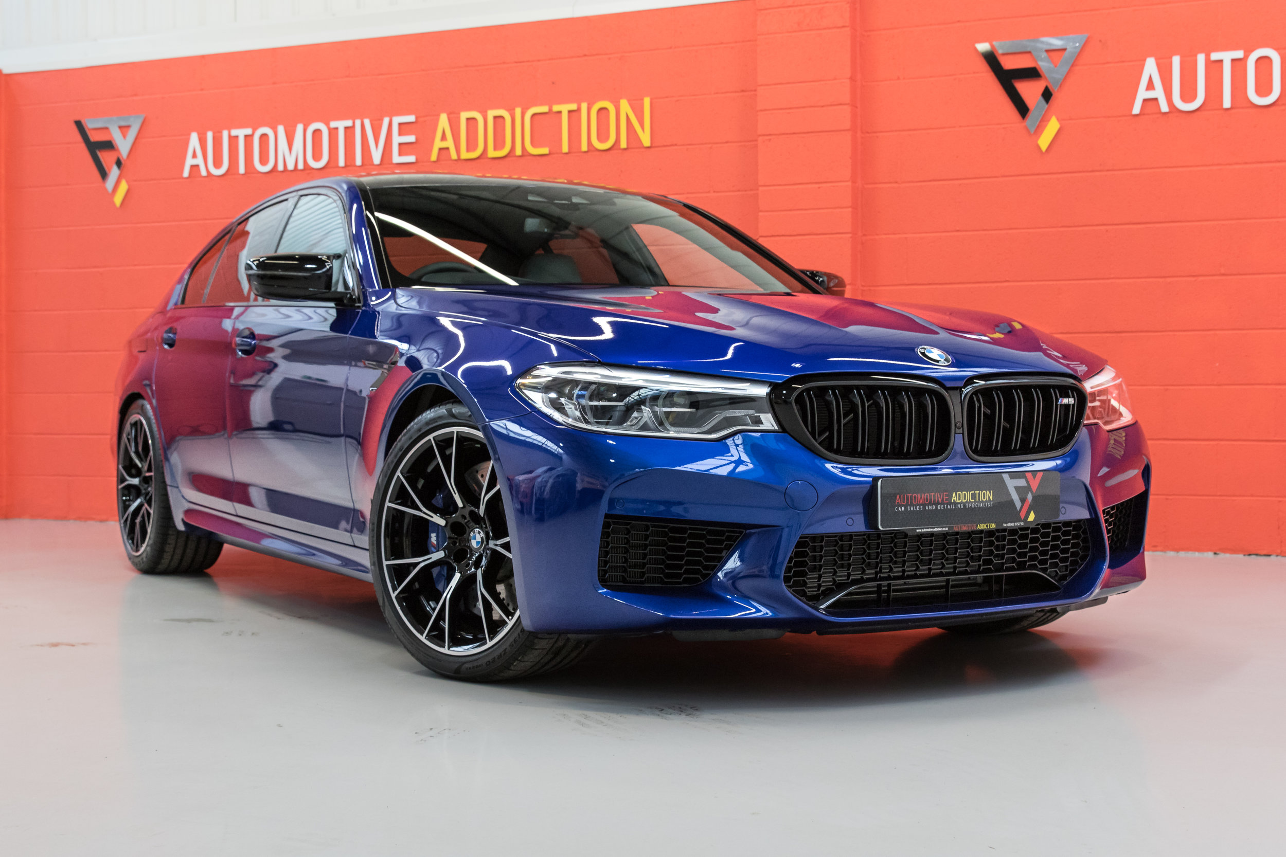 2018 BMW F90 M5 Competition £89,995