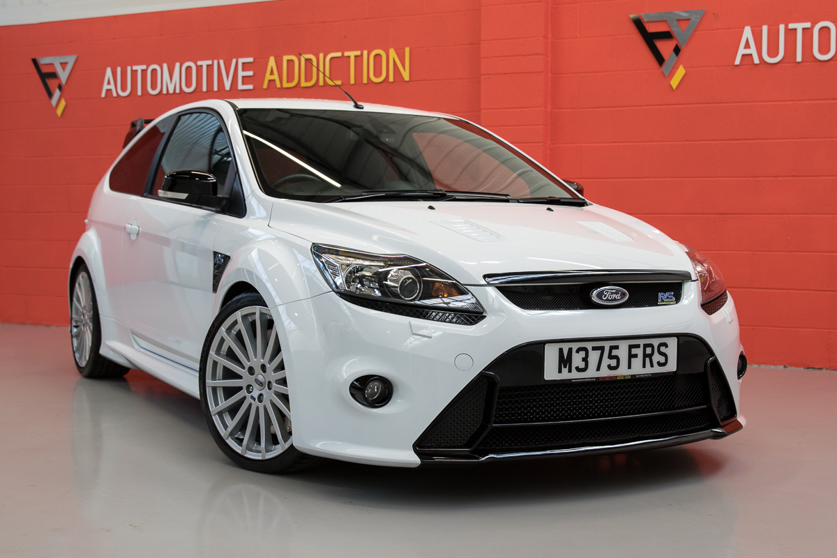 Ford Focus RS MK2 Mountune 375 £26,995