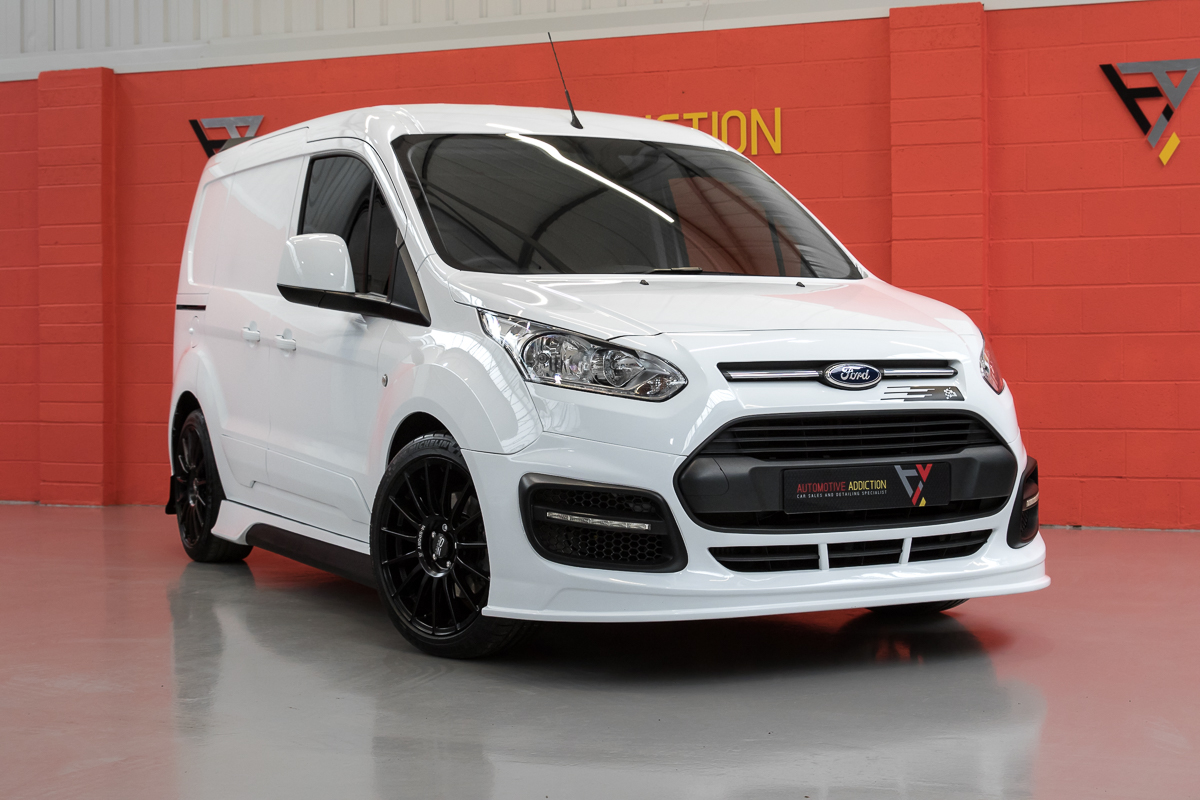 2017 Ford Transit Connect M-Sport £21,995