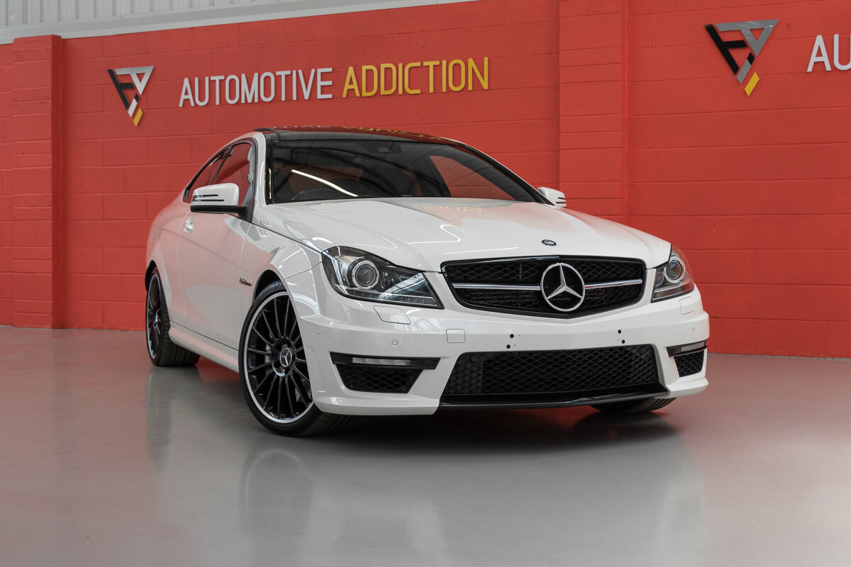 2012 Mercedes C63 AMG Coupe £27,995