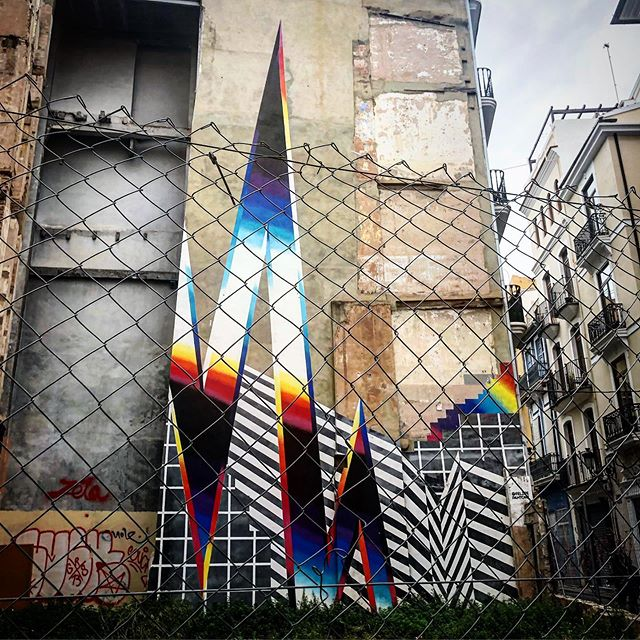 🔥🔥🔥🔥🔥🔥🔥🔥 . . ¡¡¡ B E S T in the W O R L D !!! . ✖️ @felipepantone ✖️ .. 💯 Found in the center of Valencia 💯 .. 📸 @camila_art_world 📸 .. ... .. . #felipepantone #pantone #numberonefan #streetartist #streetartvalencia #valenciastreetart #streetart #streetartdaily #artoftheday #arteurbano #urbanart #sprayart #streetarthunter #street #artecontemporaneo #graffiti #graffitihunter #artadvisor #graffitiartist #artconsultant #valencia #camila_art_world #streetartphotography