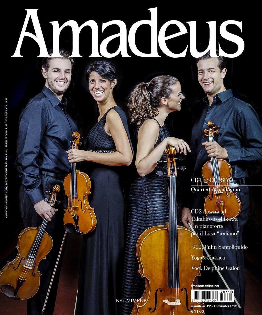 Cover Amadeus 2017