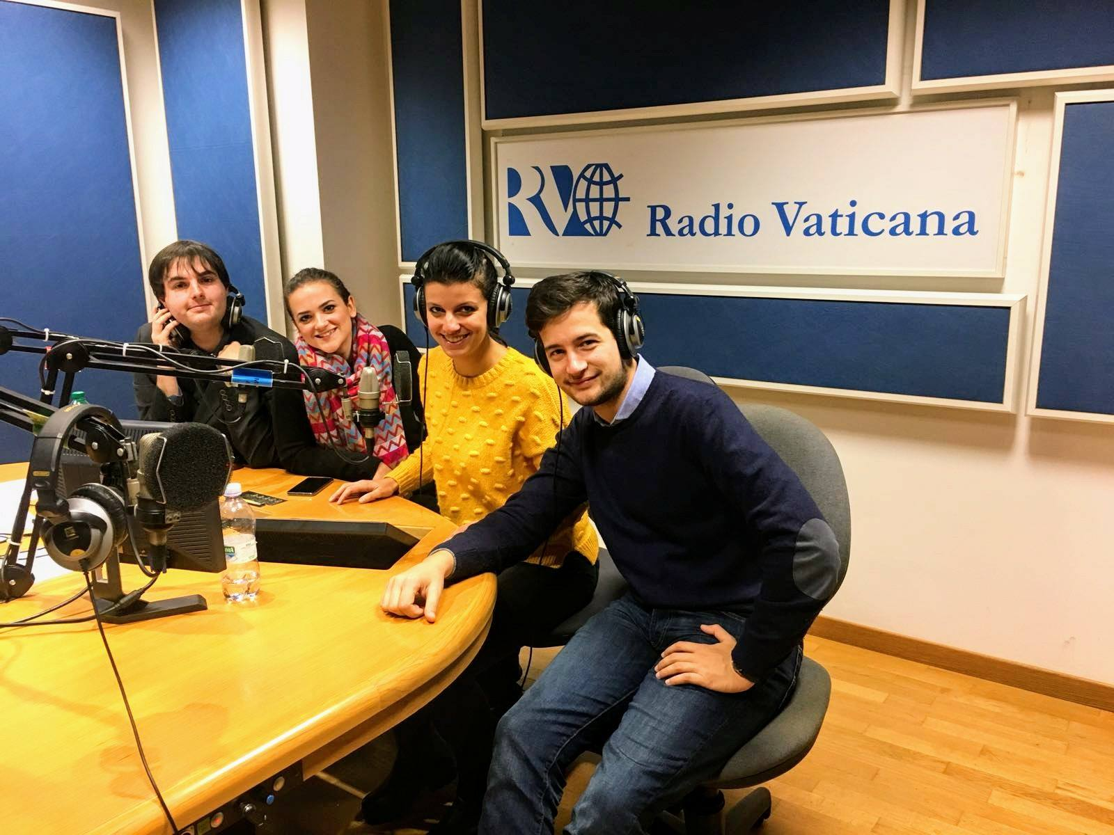 QG at Radio Vaticana