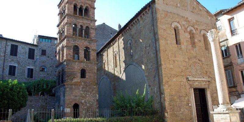 Chiesa di San Silverstro - Viterbo