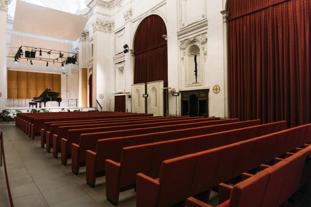 Lucca Classica 2019 - Auditorium Istituto Boccherini