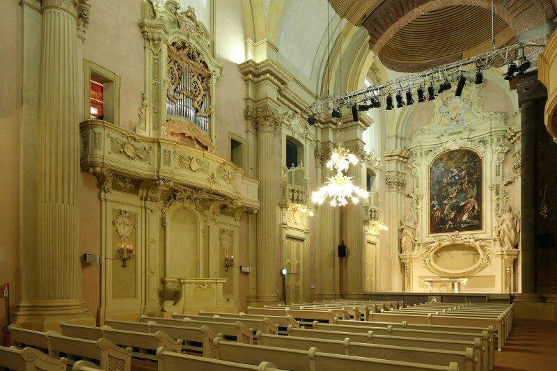 Bologna Festival - Oratorio San Filippo Neri