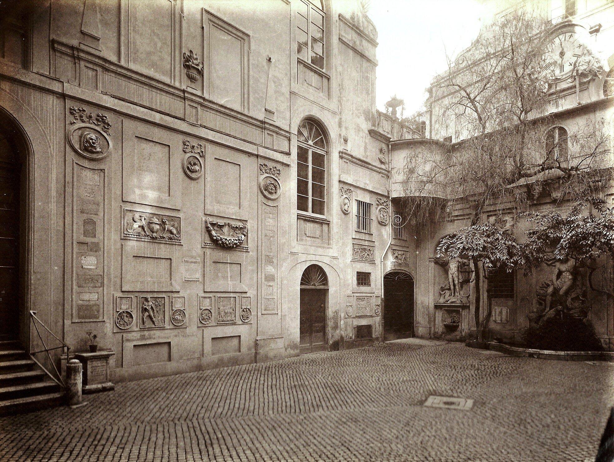 Palazzo Rondinini - Circolo degli Scacchi, Roma