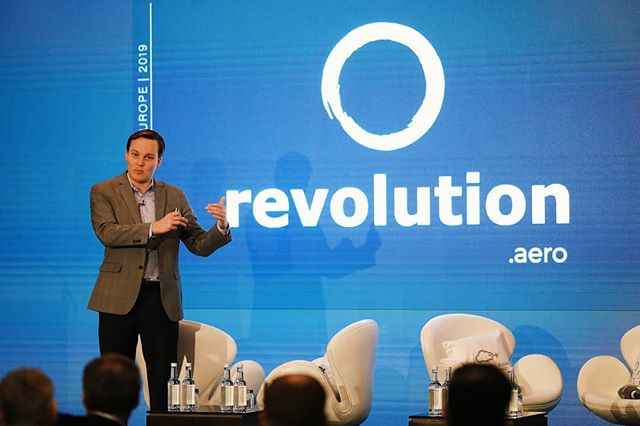 Brian Schettler, Managing Director, Boeing HorizonX Ventures, got the ball rolling earlier today, at Revolution.AERO.  Watch this space, and follow us on Facebook and LinkedIn for constant updates!  #conference #events #instagood #eventprofs #travel #futureofaviation #networking #urbanairmobility #electricaircraft #conferencevenue #event #tech #london #entrepreneur #conferencechamps #conferencetime #conferenceready #conferenceuk #London #revolutionaero #privatejet #aviation #airplane #jetlife #bizav
