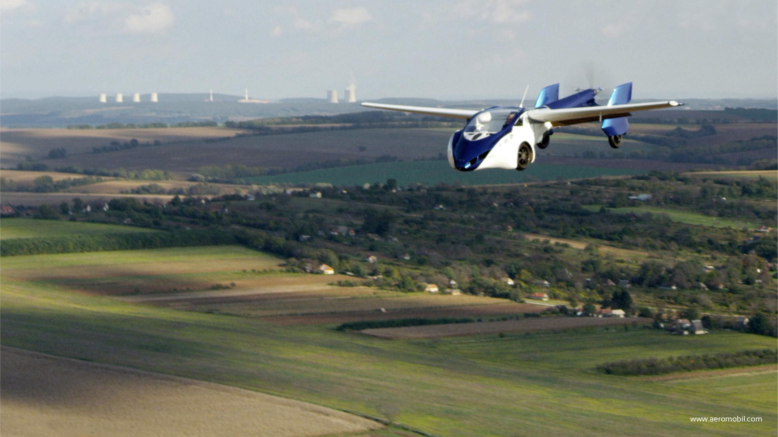 AeroMobil 3 first flight over the horizon countryside.jpg