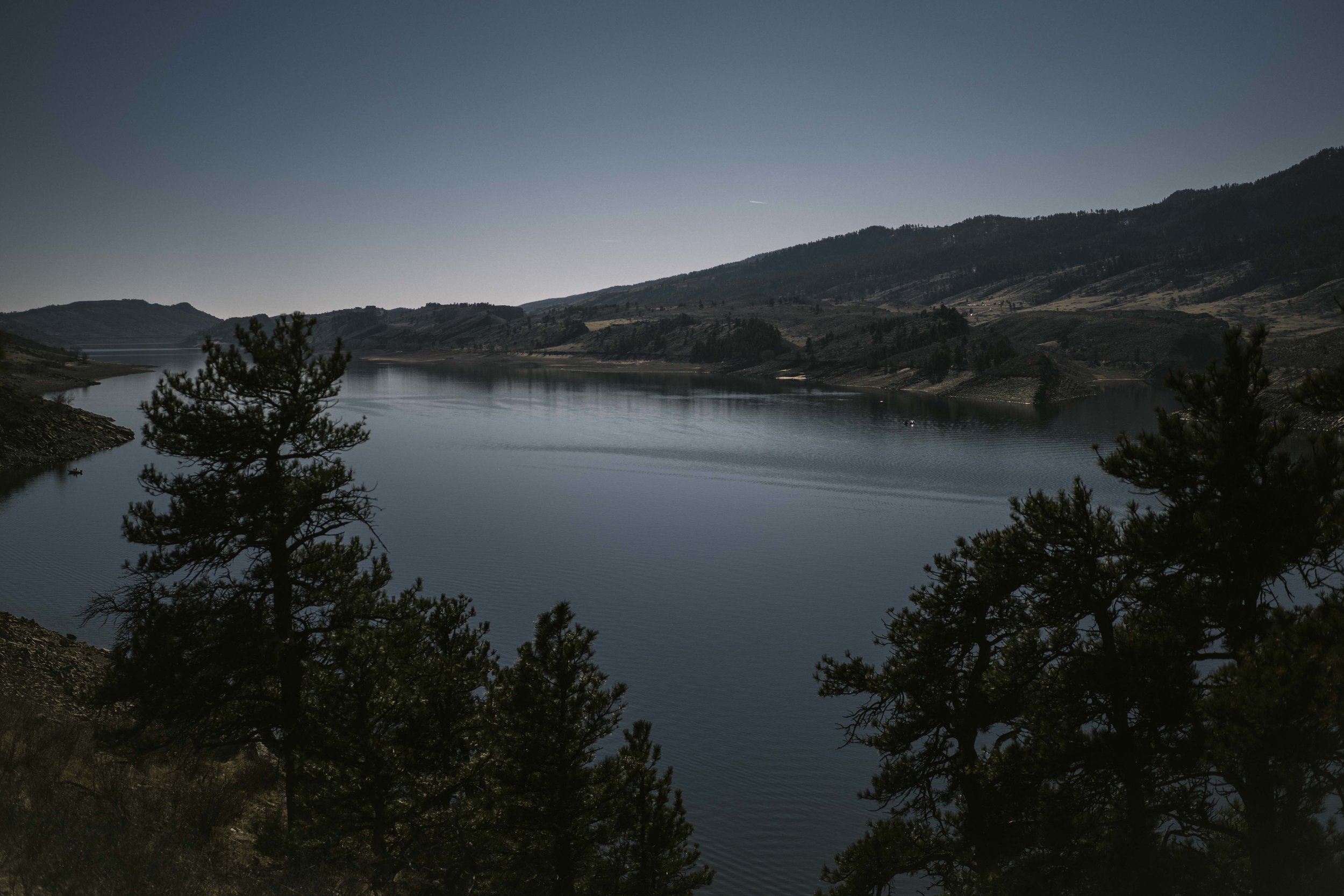 Horsetooth Reservoir Fort Collins, Colorado