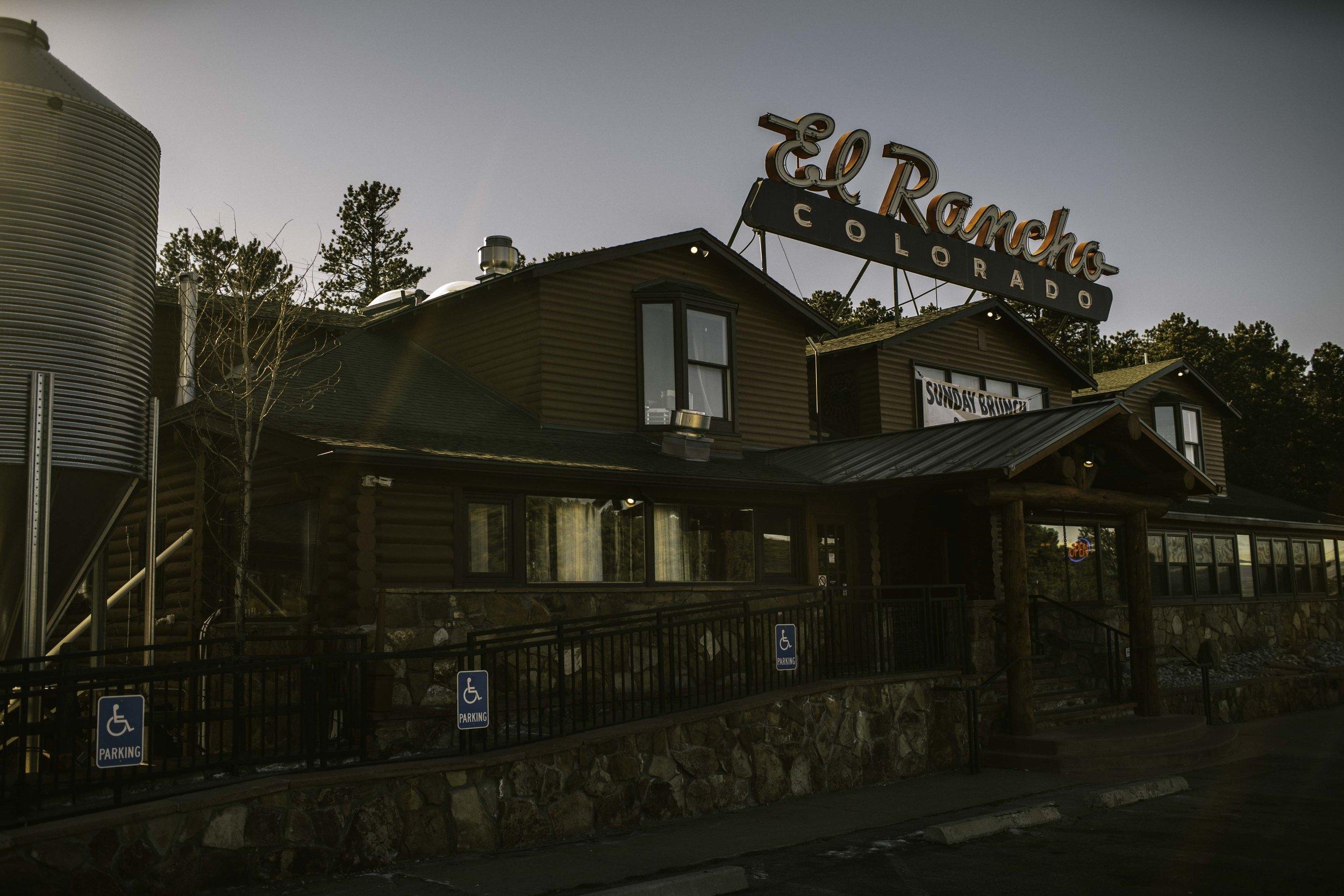 El Rancho Brewing, Evergreen , Colorado