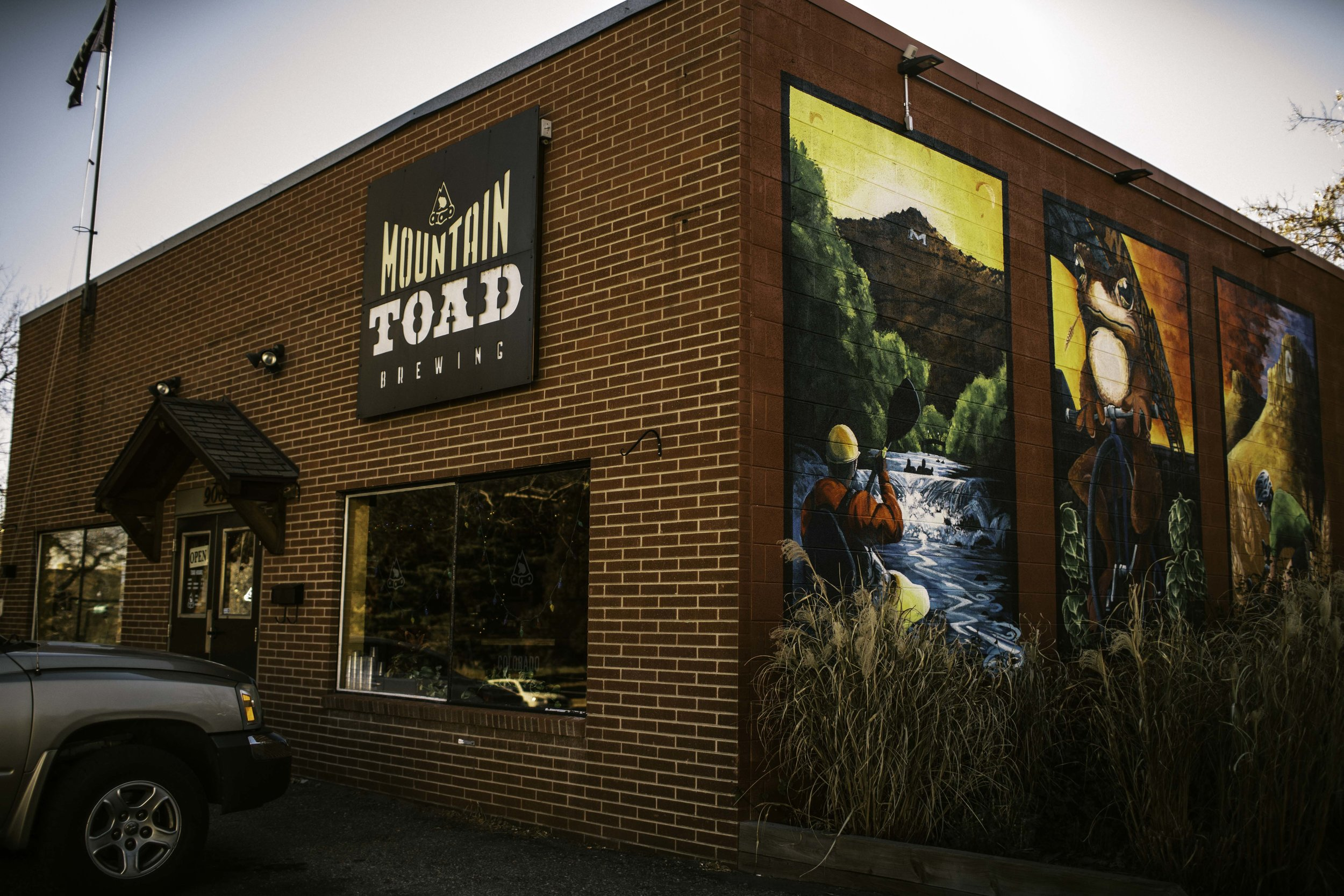 Mountain Toad Brewing, Golden, Colorado