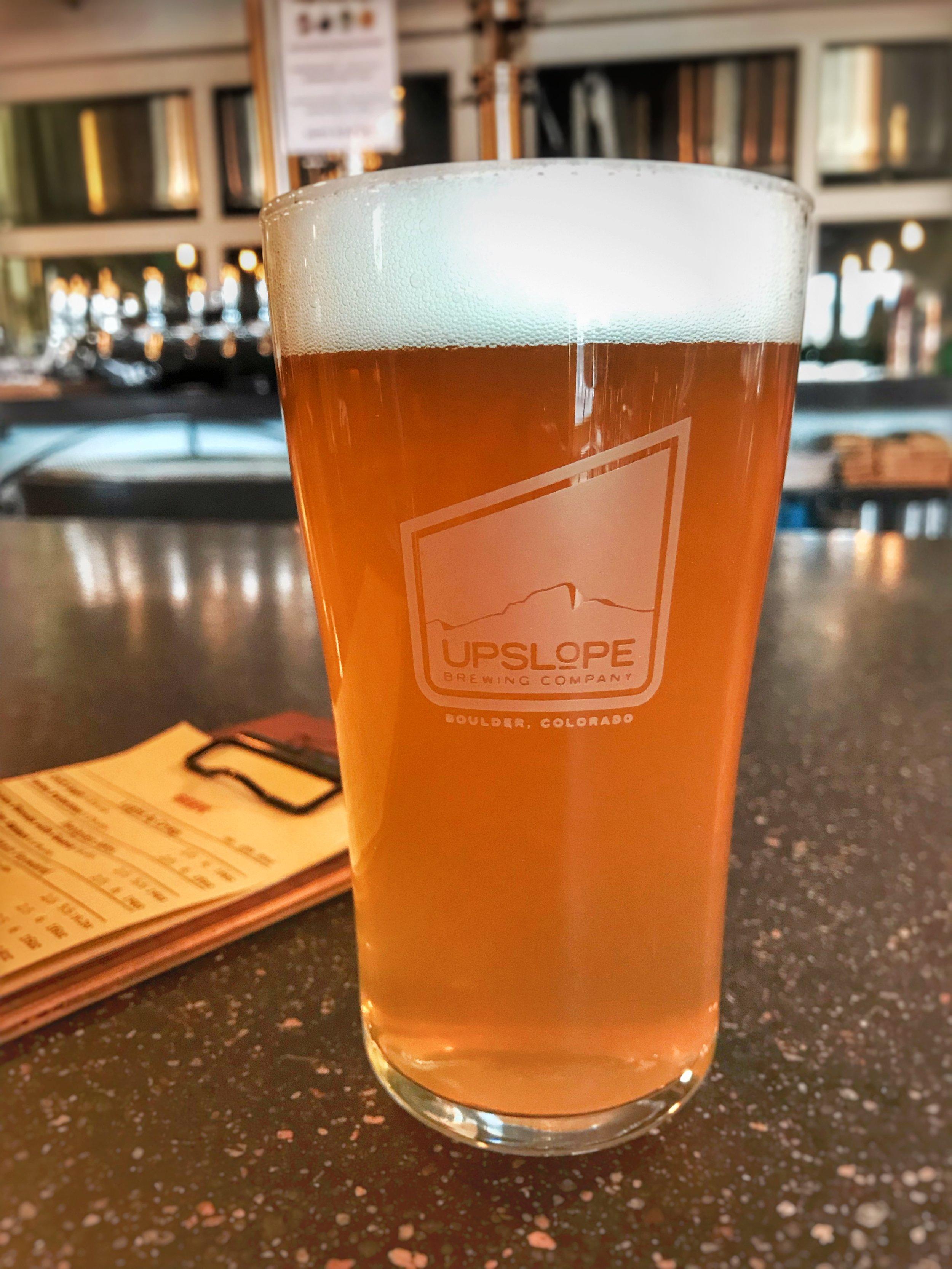 Upslope Brewing Company, Boulder, Colorado