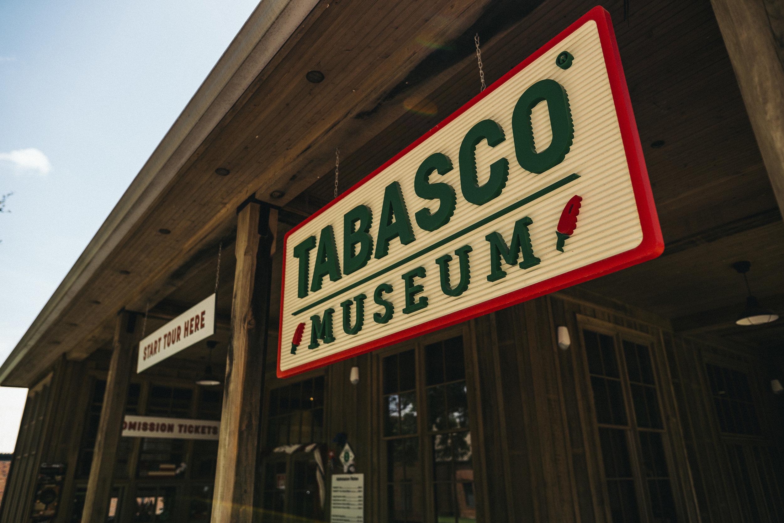 Avery Island Louisiana Tabasco® Factory Tour