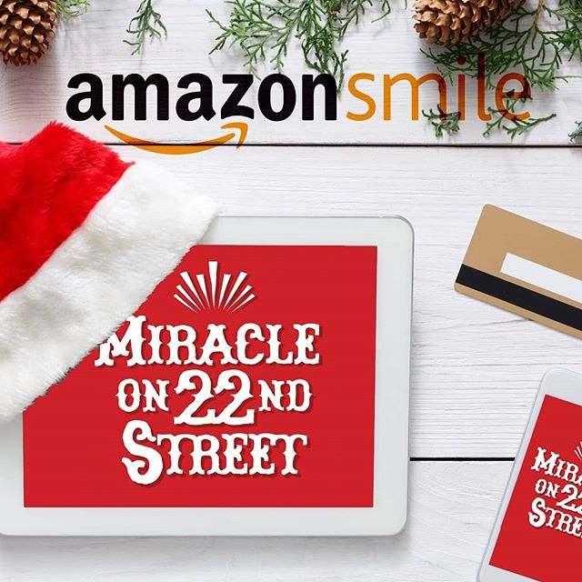 It's #Christmas in July with #PrimeDay! To celebrate, visit https://amzn.to/2xKNKL9 (or click link in bio) and start shopping for a MIRACLE! .05% of all purchases go right to the non-profit, so treat yourself (while treating us!) 🌲  #miracleon22ndstreet #shopping #amazon #amazonPrime #AmazonPrimeDay #AmazonSmile #charity #LettersToSanta #SantaLetters #Love #Me #Instagram #Help #Good #TinaFey #NonProfit #Treatyoself #treat #NYC #ChristmasShopping #ChristmasinJuly
